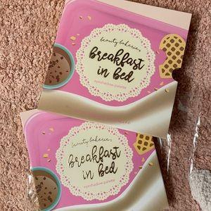 Beauty Bakerie breakfast in Bed palette